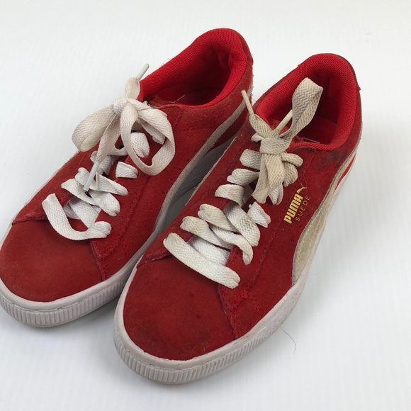 Puma Shoes   Suede Guc Girls Sneakers